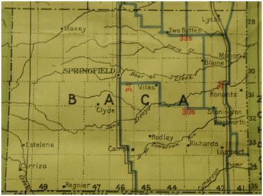 Colorado Preservation Inc - Colorado highways map