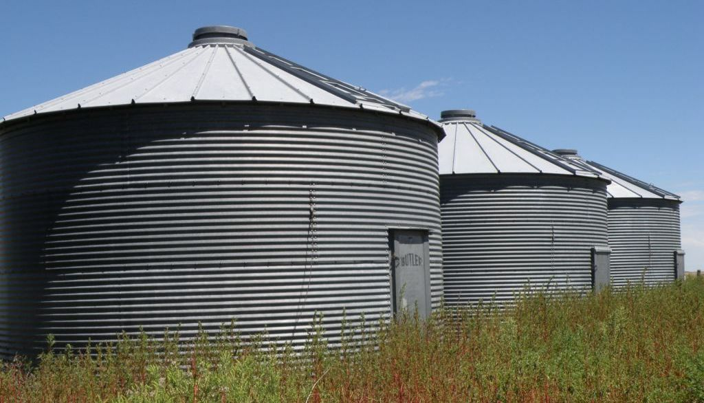 & Grain and Feed Storage