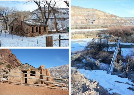 Homesteading Resources of Escalante Canyon