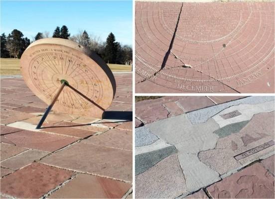 Sundial-Cranmer Park