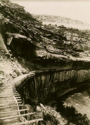 Water-flowing-in-Hanging-Flume-early-summer-1891.-