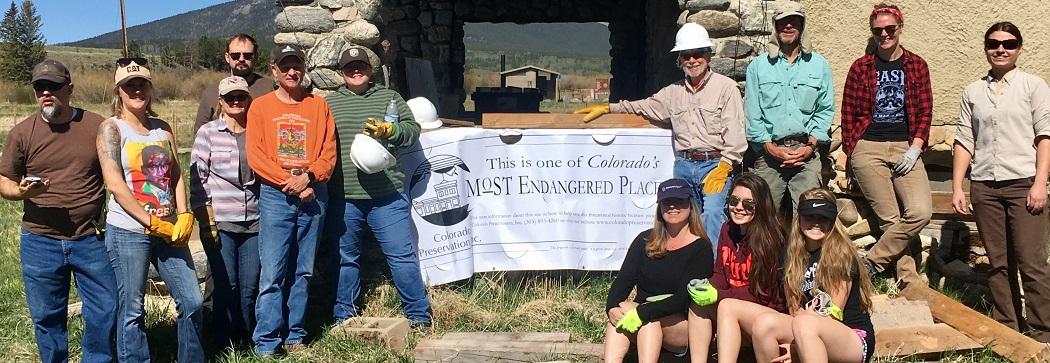 Hands-On Historic Preservation Workshop